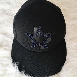 Dallas Cowboys Fitted Hat